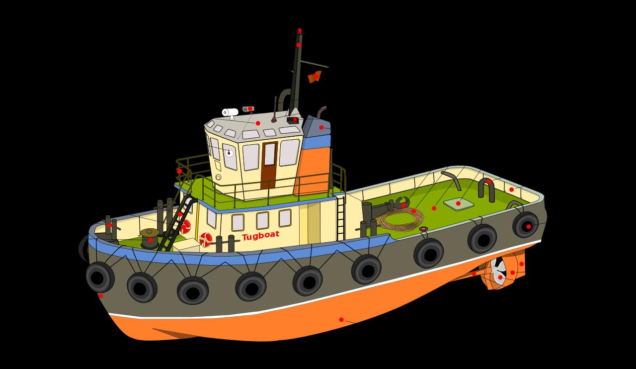 Tugboat 101 - Gulf Coast Air & Hydraulics